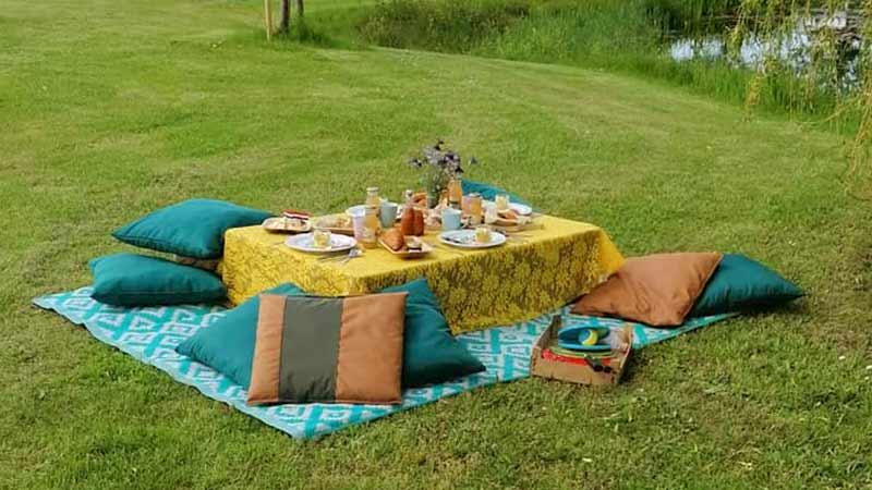 Picknick - de Kas van Kaat